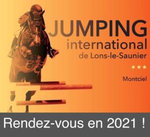 Jumping International de Lons le Saunier   CSI 3*   Montciel